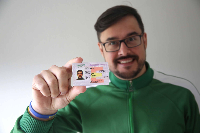 NIE espanhol - Número de identificação de estrangeiro