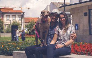 familia de mala e dog