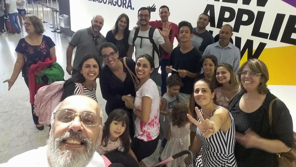 morar fora do brasil