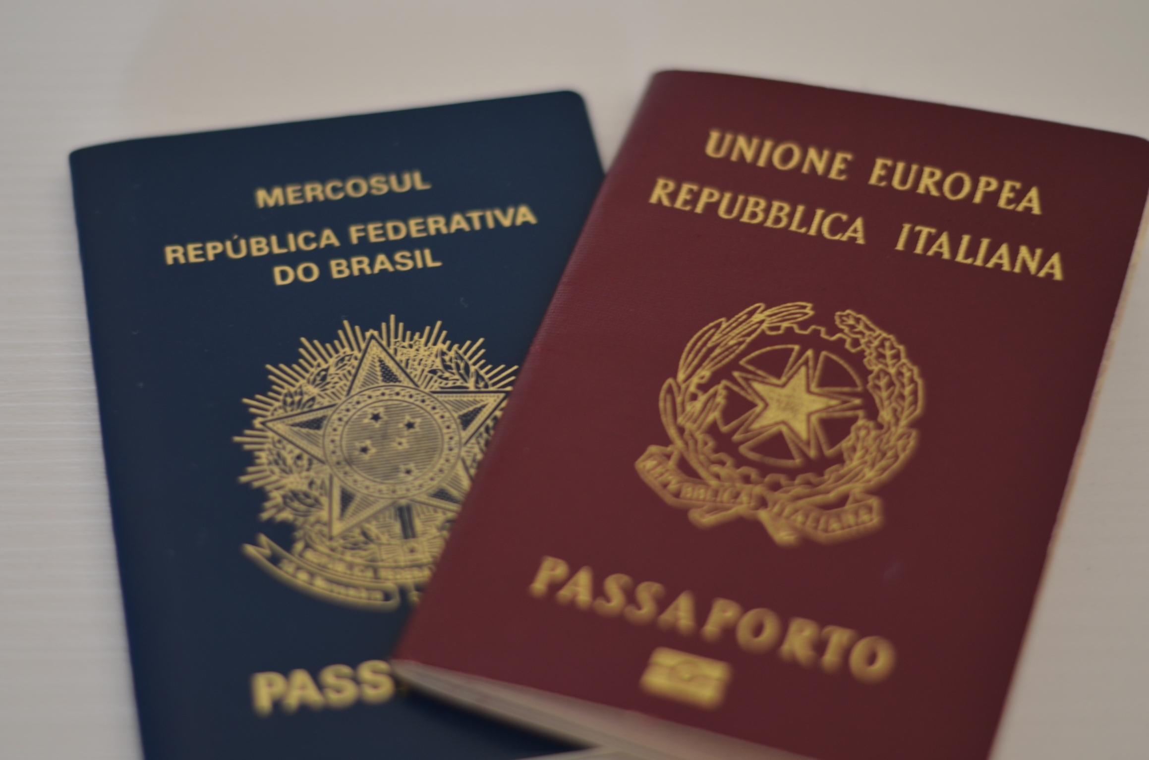 Cidadania europeia, dupla cidadania